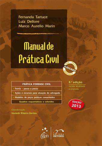 Manual de Prática Civil_OAB