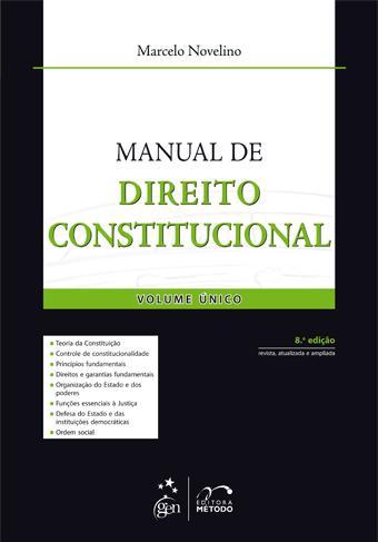 Manual de Direito Constitucional_MÉTODO