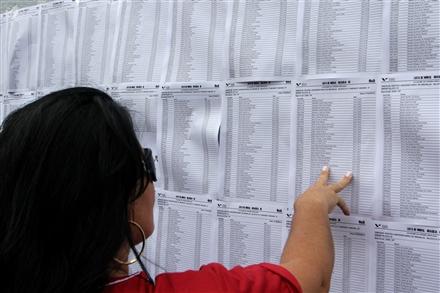Dos 114.763 candidatos que prestaram a prova desde a etapa inicial, 11.820 obtiveram aprovação(Foto: Eugenio Novaes)