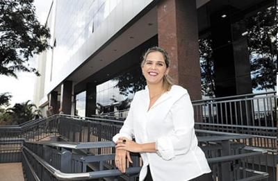 Jaqueline Pinheiro, 28 anos, sonha em ocupar o cargo desde que era estagiária