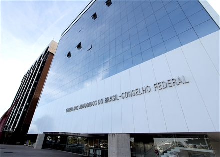 A nota pública foi divulgada pelo presidente nacional da OAB, Marcus Vinicius Furtado (Foto: Eugenio Novaes)