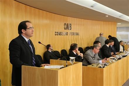 Allemand disse que advogados idosos e deficientes visuais estão impedidos de acessar o PJe (Foto: Eugenio Novaes)