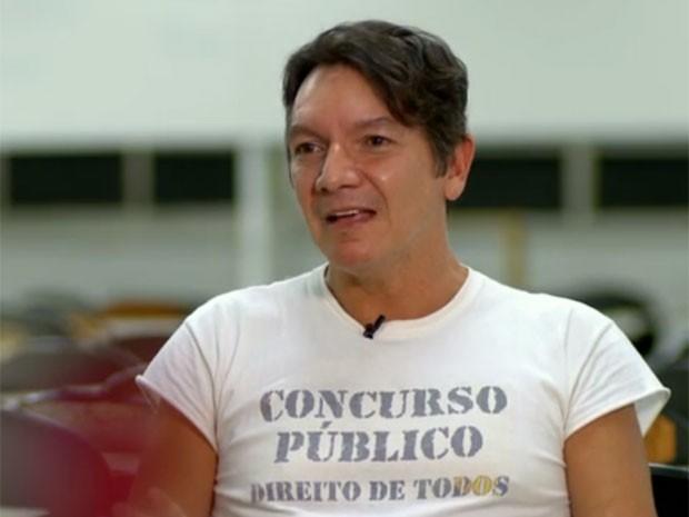 Beto Flash quer ser procurador da República (Foto: Divulgação)