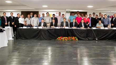 A Carta de João Pessoa estabelece compromissos da OAB para a advocacia e sociedade brasileira (Foto: Lincoln Kurisu - OAB-PB)