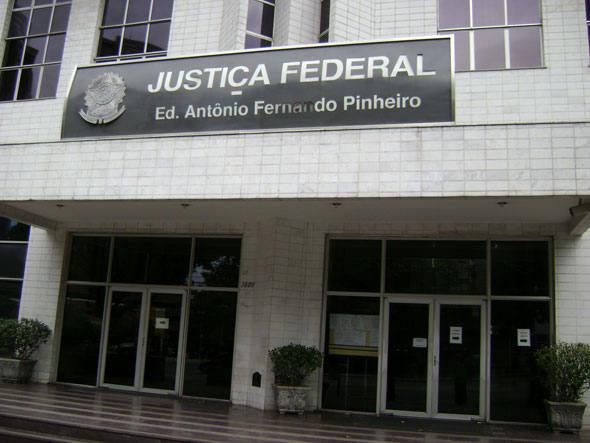 Prédio da Justiça Federal em Belo Horizonte: vagas serão principalmente para Justiça Federal (2.927) e Justiça do Trabalho (1.653)