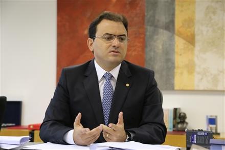 Marcus Vinicius Furtado Coêlho encaminhou ofício para o presidente do INSS (Foto: Eugenio Novaes - CFOAB)