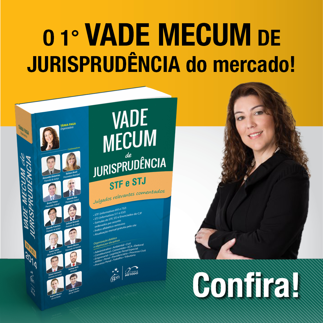 Tania Faga_VadeMecum Jurisprudência