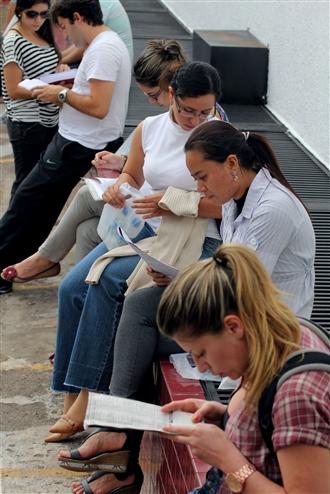 As inscrições poderão ser realizadas das 16h de hoje (20) até às 23h59 do dia 2 de julho (Foto: Eugenio Novaes - CFOAB)