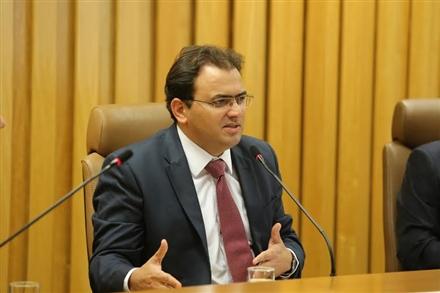 """""""A advocacia não é contra o PJe, mas ele tem de vir para incluir e não para excluir"""" (Foto: Eugenio Novaes - CFOAB)"""